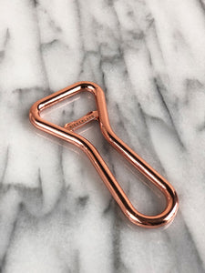 Copper Bottle Opener
