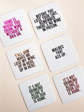 Drink Without A Bra Coasters