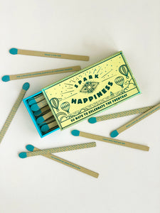 "Spark Happiness ""Matchsticks"""