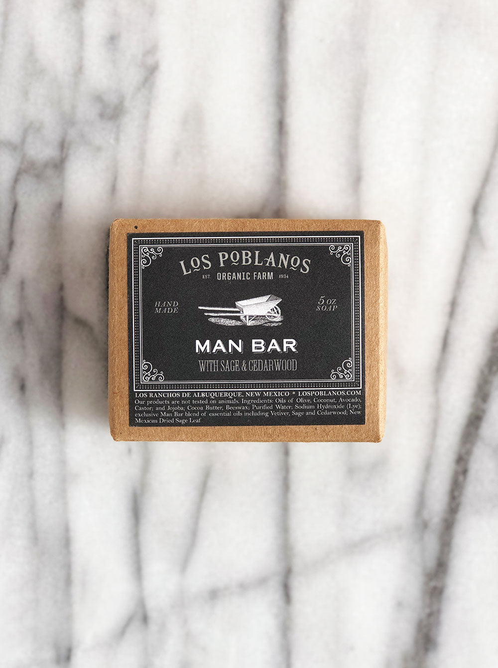 Man Bar Soap
