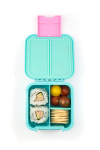 Little Lunch Box Co  Bento Two - Flamingo