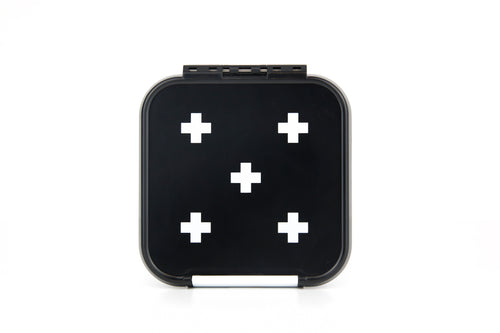 Little Lunch Box Co Bento Two - White Cross