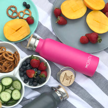 MontiiCo Insulated Drink Bottle - Pink