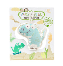 Jack N Jill Tooth Keeper - Dino