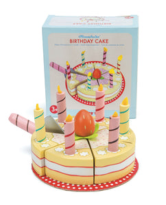 Le Toy Van Honeybake Vanilla Birthday Cake