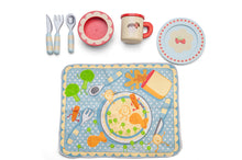 Le Toy Van Honeybake Dinner Set - Place Setting