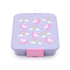 Little Lunch Box Co Bento Five - Unicorn