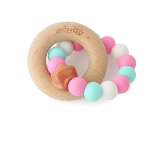 Idabee Ellipse Teether - Tutti