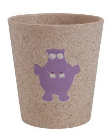 Jack N Jill Rinse/Storage Cup - Hippo