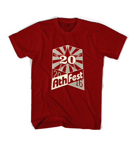 AthFest 2016 Red T-Shirt