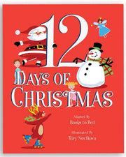 Girls 12 Days of Christmas