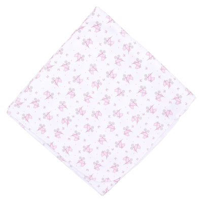 Printed Swaddle Blanket - Darling Pram