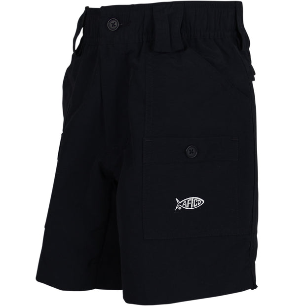 Black Original Fishing Shorts