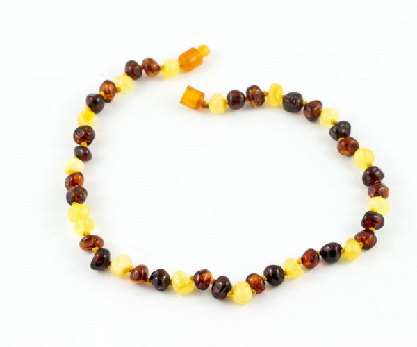 "Balticamber Necklace (10.5"") - Polished"