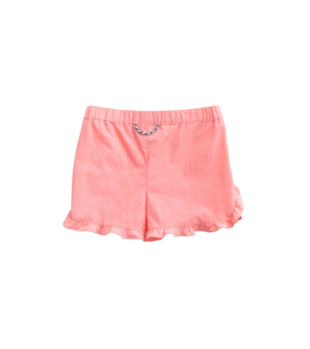 Ruffle Stretch Short
