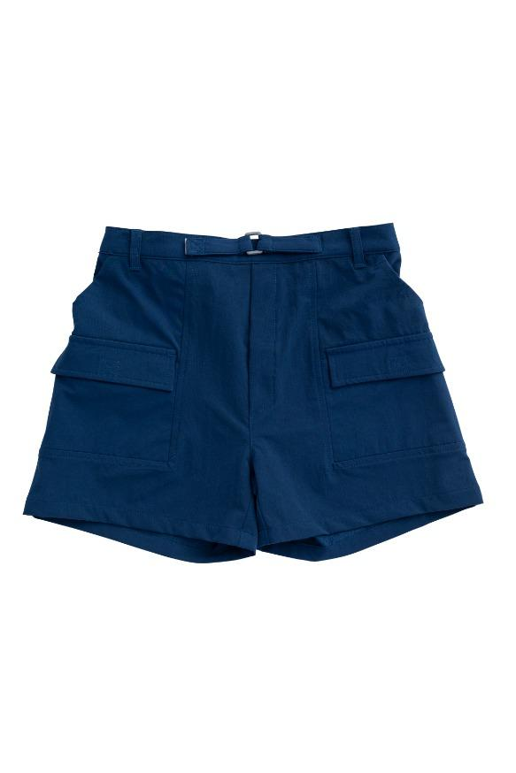 Performance Shore Short - Blueberry