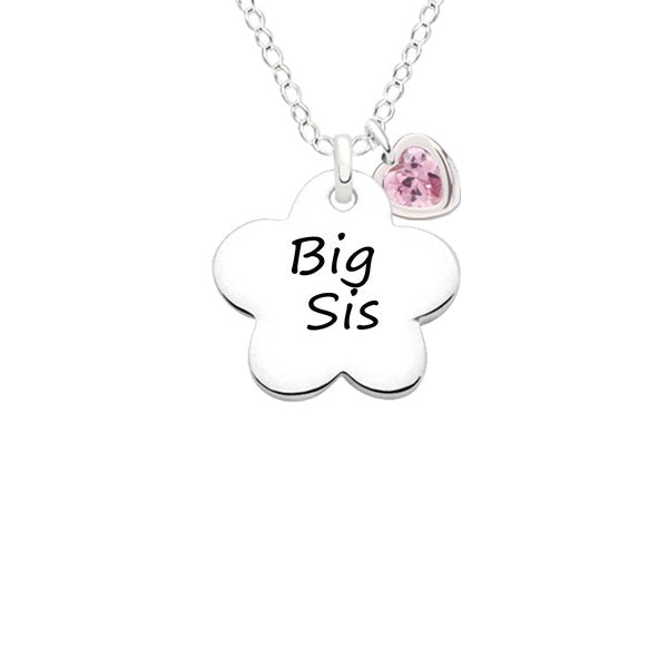 Big Sis Charm Necklace