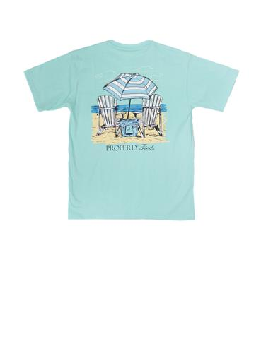 Beach Day Short Sleeve Tee