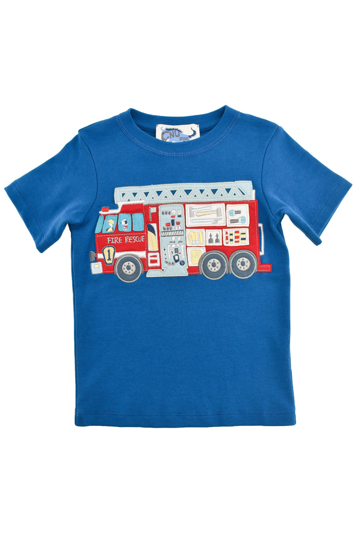 Fire Rescue Squad Tee