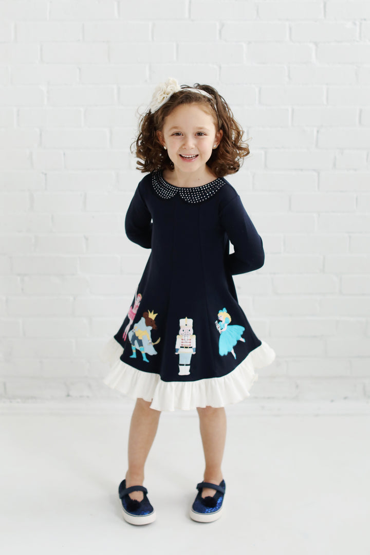 Sky Captain Nutcracker Dress
