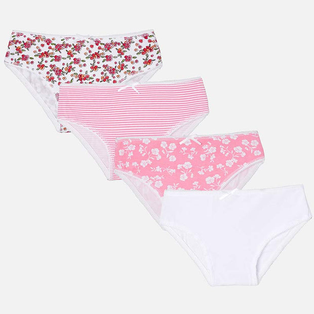Pink Underpants Set