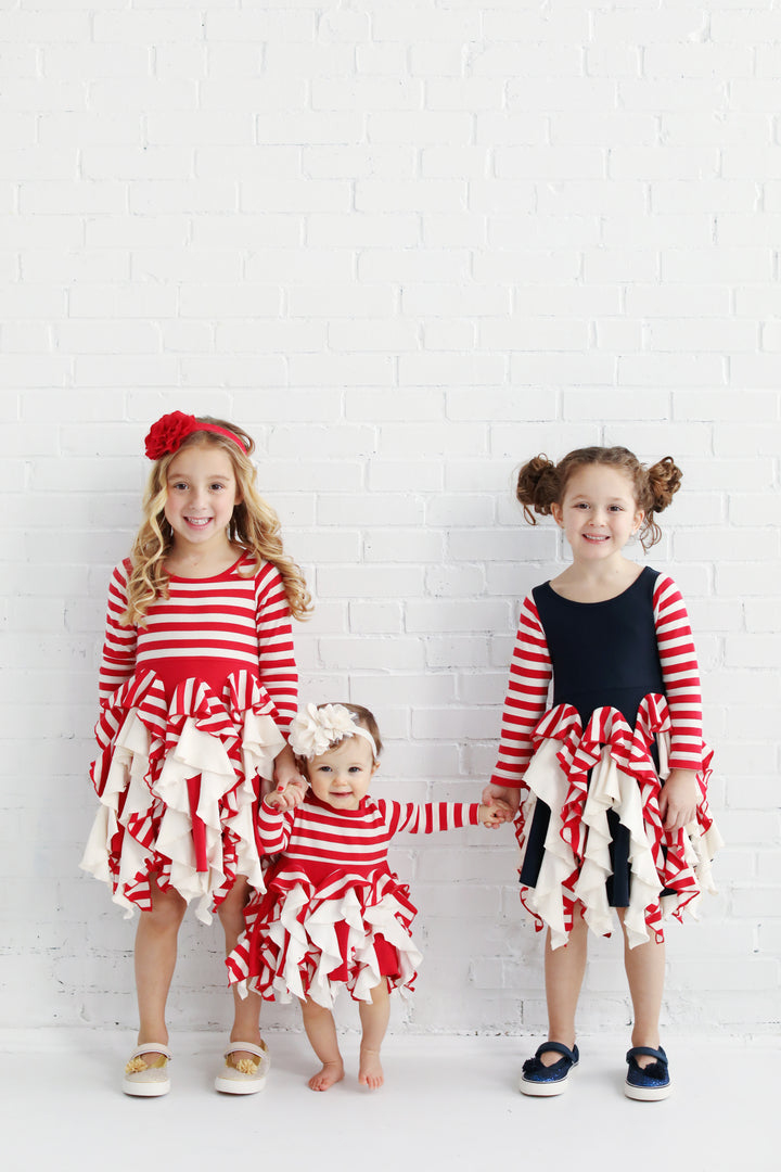 Garden Of Daisies: Candy Canes- Little Mice