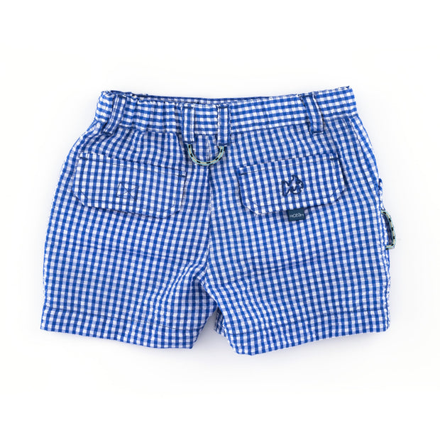 Mini Gingham Getaway Short