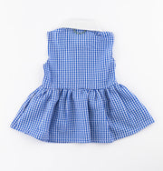 Mini Gingham Getaway Dress