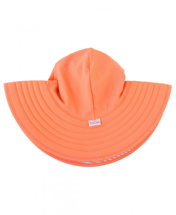 35c7b2c9f4c Coral Stripe Reversible Swim Hat – Coastal Kids Clothing Co.