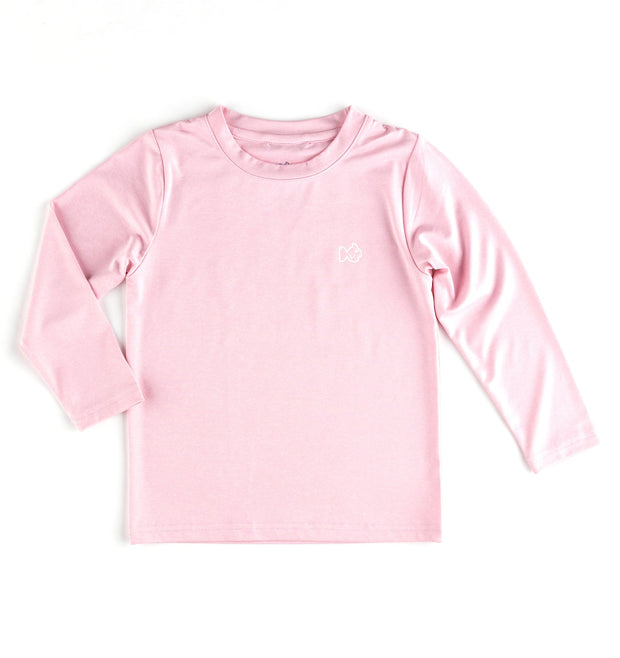 Hook Line & Pink Sneakers Long Sleeve Performance Tee