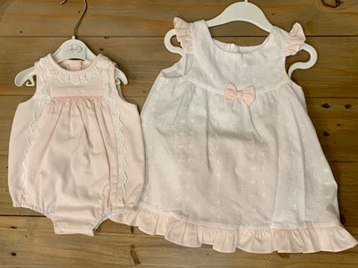 Dani by Sarah Louise Sundress and Bloomer Set