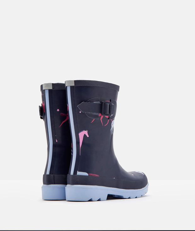 Printed Magical Unicorn Rain Boots