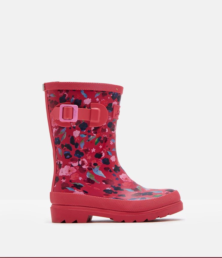 Printed Inky Ditsy Rain Boots