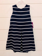 Tie-Back A Line Dress