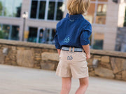Little Angler Shorts - Khaki