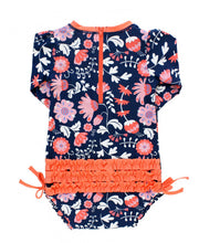 Botanical Beach One Piece Rash Guard