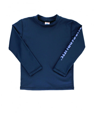 Navy Long Sleeve Rash Guard
