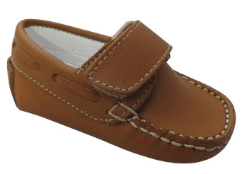 Baby Moccasin - Natural