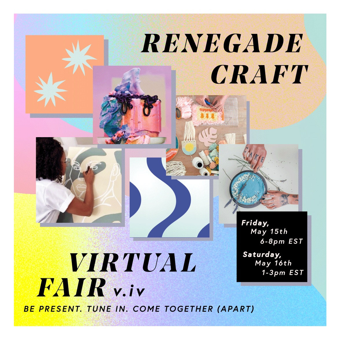 Renegade Virtual Craft Fair