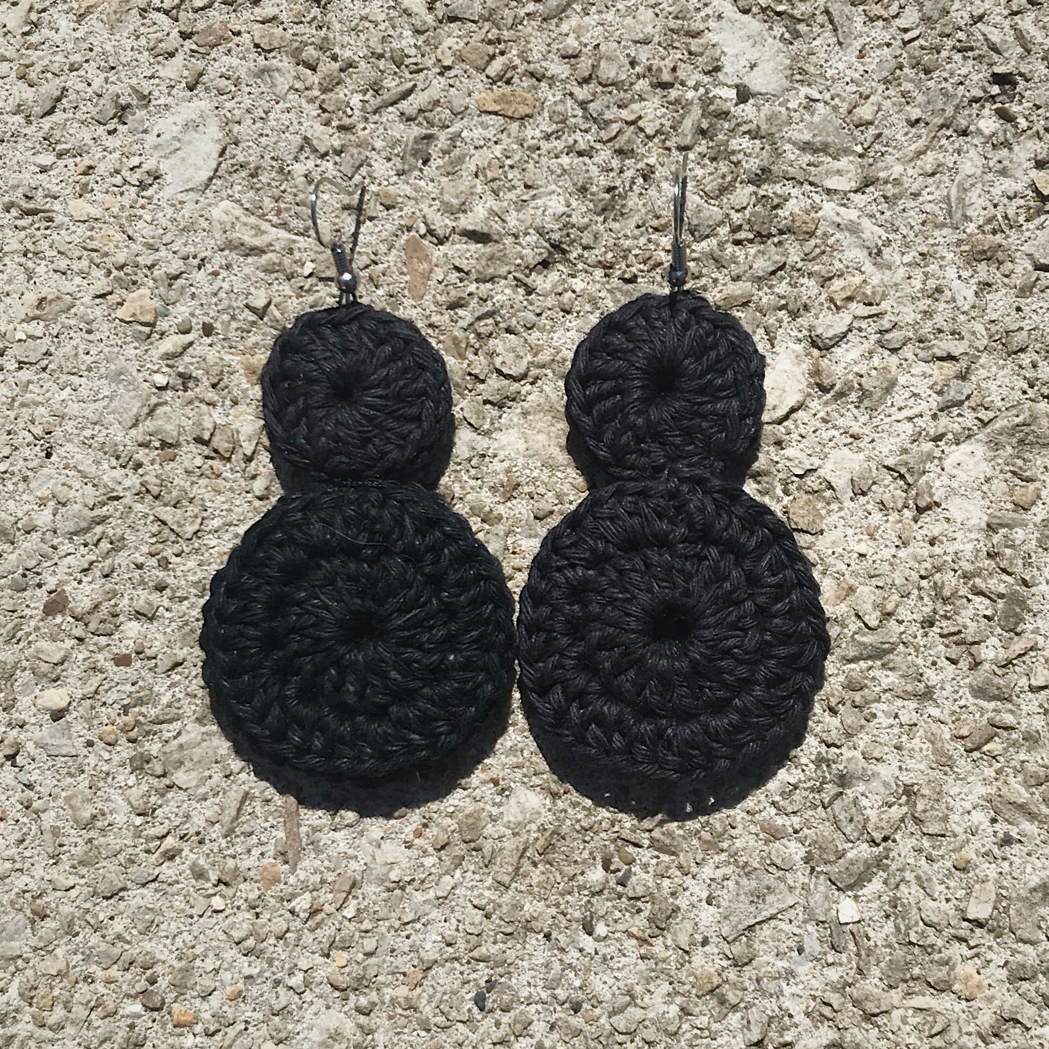 Double Minimalist Earrings
