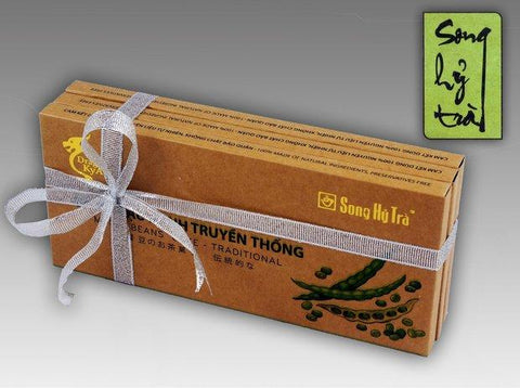 Gâteaux aux haricots verts lot de 3 boites - Tea Time Shop