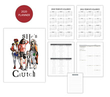 She's So Clutch 2020 Weekly Planner (Pre-Order) - She's So Clutch