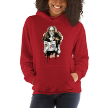 Unisex Hooded She's So Clutch Sweatshirt - She's So Clutch