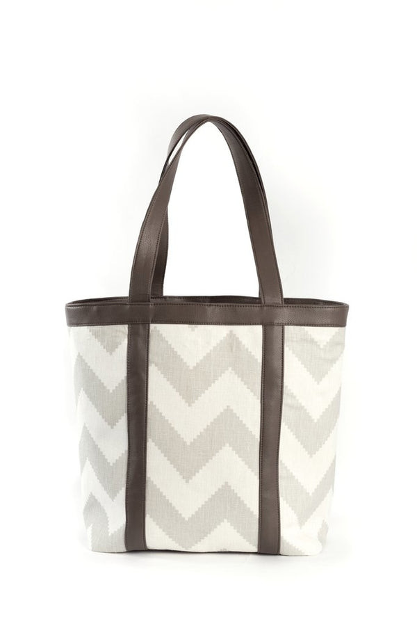 chevron tote, sustainable fashion, Eco Friendly clothing, and ethical fashion