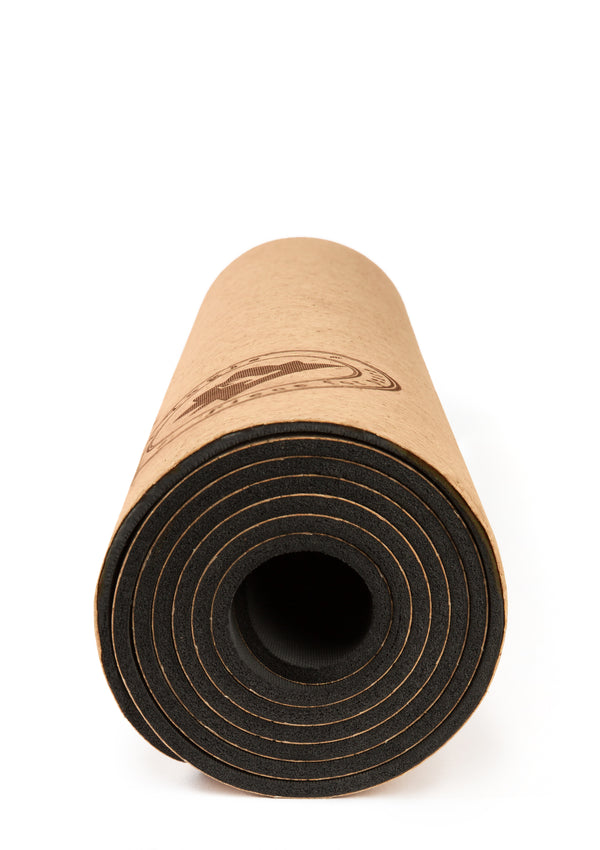 Cork yoga mat, sustainable fashion, Eco Friendly clothing, and ethical fashion