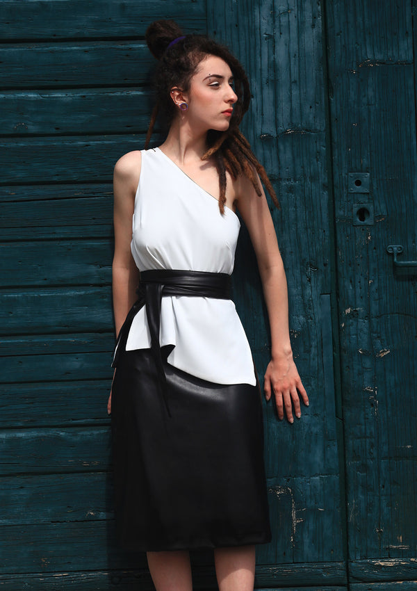 Ethical fashion shop featuring eco friendly clothing, vegan leather, and more.