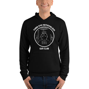 [third eye nationalism gun club] hoodie