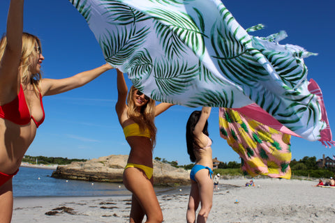 Brazilian Beach Towels