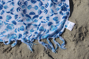 Moroccan - Brazilian Beach Towel