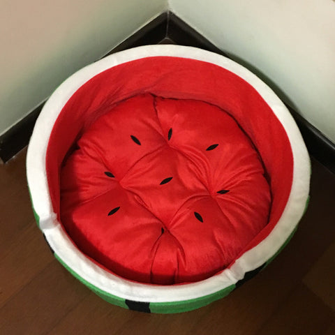 Watermelon Bed